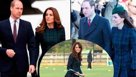 Kate Middleton's Alexander McQueen coat is a hit