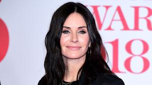Courteney Cox played Monica Geller in the long-running show (Ian West/PA)