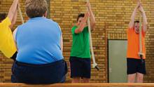 Many children are worryingly overweight