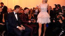 Stephanie Roche at the FIFA awards this evening in Zurich