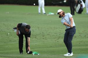 Tommy Fleetwood won't play it safe at the Masters this week