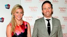 Jenny Dixon and Tom Neville at the World Premiere of Angela's Ashes the Musical at the Bord Gais Theatre, Dublin. Picture: Brian McEvoy