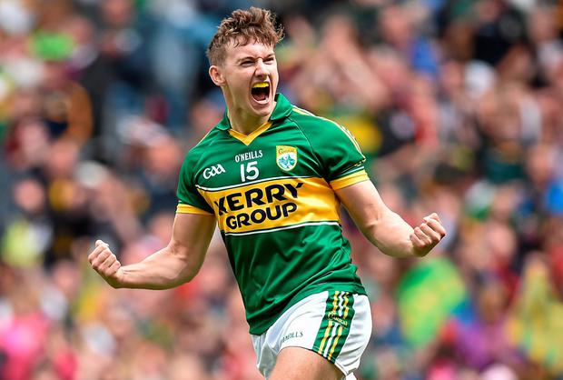 James O'Donoghue was named the GAA Player of the Month for July.