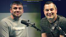 This week's guest, former MMA fighter Graham McCormack with Karl Henry
