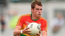 Carlow's Seán Gannon was looking forward to the prospect of a B Championship. Photo: Barry Cregg/Sportsfile