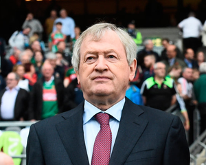 GAA director-general Páraic Duffy. Photo: David Maher/Sportsfile