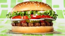 The Rebel Whopper from Burger King (Burger King)