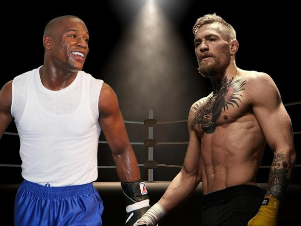 Floyd Mayweather and Conor McGregor will clash in Las Vegas on August 26th