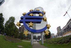 Business activity in the Eurozone performed better than expected this month, helping to ease worries amid a weakening in the global economy.