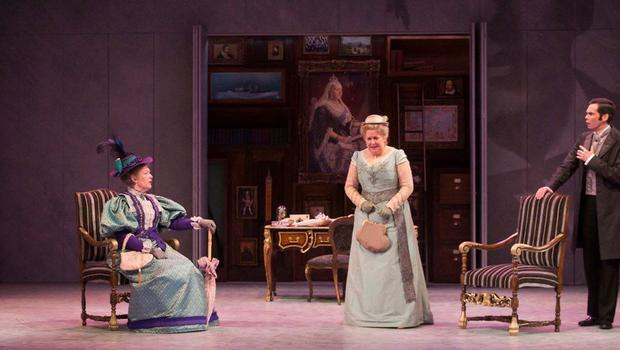 The Importance of Being Earnest at the Gate Theatre