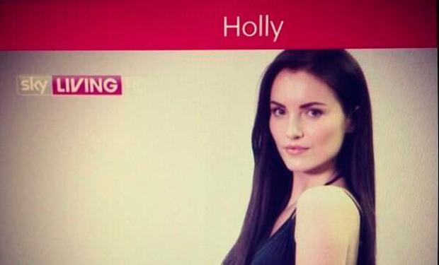 Holly Carpenter on Britain & Ireland's Next Top Model in 2013