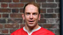 Alun Wyn Jones: It's a great place to play rugby, in a tournament game in particular. Photo: Sportsfile
