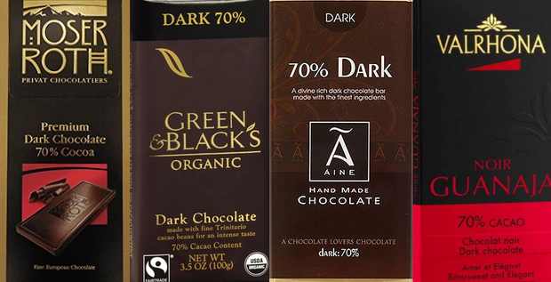 Food Friday Which Is The Best 70 Dark Chocolate And How Do