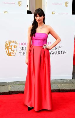 Lilah Parsons arrives for the House of Fraser British Academy of Television Awards at the Theatre Royal, Drury Lane in London. PRESS ASSOCIATION Photo. Picture date: Sunday May 10, 2015. See PA story SHOWBIZ Bafta. Photo credit should read: Ian West/PA Wire