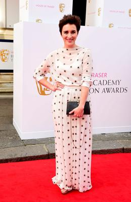 Vicky McClure arrives for the House of Fraser British Academy of Television Awards at the Theatre Royal, Drury Lane in London. PRESS ASSOCIATION Photo. Picture date: Sunday May 10, 2015. See PA story SHOWBIZ Bafta. Photo credit should read: Ian West/PA Wire