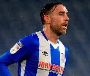 Richard Keogh. Photo: PA