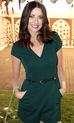 2fm PresenterJennifer Maguire    pictured at the Rte 2fm Summer launch at Rte Studios  in Donnybrook, Dublin. Pictures : Brian McEvoy
