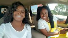 Family? Kamiyah Mobley and her abductor mother, Gloria Williams. Image from Facebook