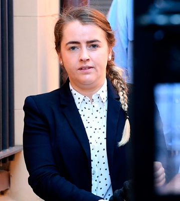 Tina Cahill has pleaded guilty to manslaughter (Photo: AAP)