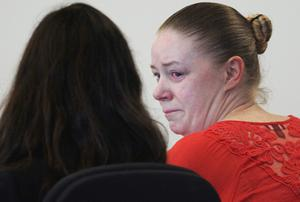 Aisling Brady McCarthy at a previous court hearing