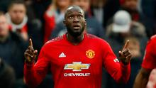 Soccer Football - FA Cup Third Round - Manchester United v Reading - Old Trafford, Manchester, Britain - January 5, 2019  Manchester United's Romelu Lukaku celebrates scoring their second goal   Action Images via Reuters/Jason Cairnduff