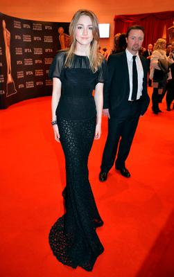 Saoirse Ronan at the IFTA Awards 2011