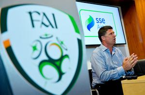 The FAI board have voted to approve the League of Ireland restart plan. Photo by Ramsey Cardy/Sportsfile
