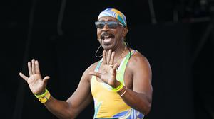 Mr Motivator (Ian West/PA)