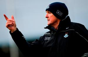 Dublin manager Mattie Kenny.  Photo: Ramsey Cardy/Sportsfile