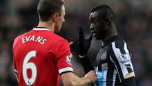 'I have watched the footage of Jonny Evans and Papiss Cissé's spitting incident and I come to the same conclusion that was my instinct the first time I saw the replay: I don't think Jonny ever intended to spit at Cissé'