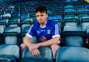 Cavan's Conor Moynagh is holed up in a house in Auckland. Photo by Oliver McVeigh/Sportsfile
