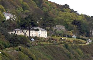 Gorse Hill, the opulent Killiney, Co Dublin home of the O'Donnell family