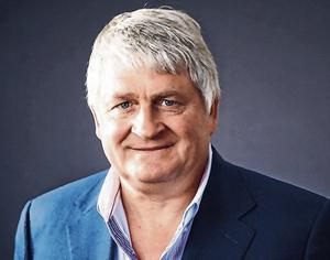 Denis O'Brien . Photo: Simon Dawson/Bloomberg