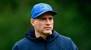 Leinster are on alert as assistant coach and legendary former player Felipe Contepomi considers his options. Photo: Sportsfile
