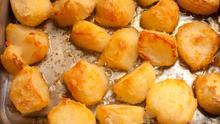 Roast potatoes or chips turned dark-brown with lots of crispy bits are a recipe for increasing your cancer risk, according to a new health warning. Photo: GETTY