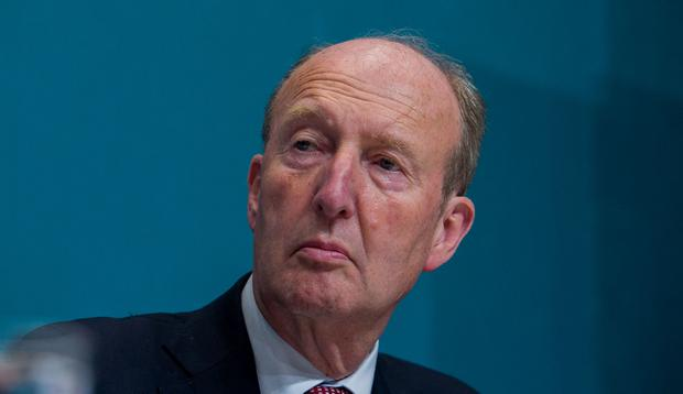 Sports Minister Shane Ross. Photo: Gareth Chaney/Collins