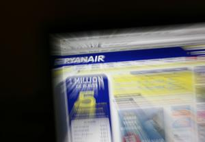 2010: Ryanair.com, as it used to be. Photo: LOIC VENANCE/AFP/GettyImages