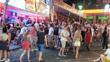 The recent images from Magaluf and Belfast all contribute to the Western world's bleak future