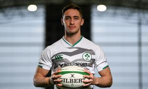 Greg O'Shea chose Sevens rugby over fame after winning Love Island. Photo by Harry Murphy/Sportsfile