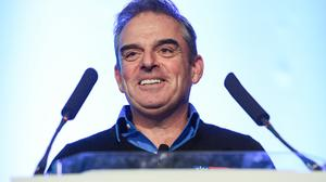 Irish Open tournament host Paul McGinley. Photo by Stephen McCarthy/Sportsfile