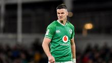 Ireland skipper Johnny Sexton has spoken up about player welfare amidst suggestions of a global rugby calendar. Photo by Seb Daly/Sportsfile