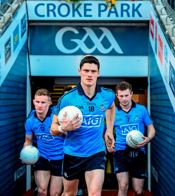 Diarmuid Connolly only found out he was free to play at 2.30am on the morning of the game
