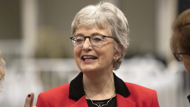 Minister on way out: Katherine Zappone felt like she was an 'accidental politician'. Photo: Colin Keegan, Collins Dublin