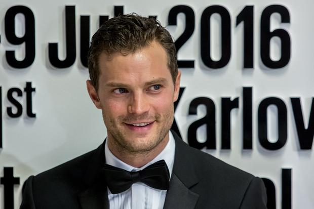 Jamie Dornan admits to feeling objectified in the workplace. (Photo by Matej Divizna/Getty Images)