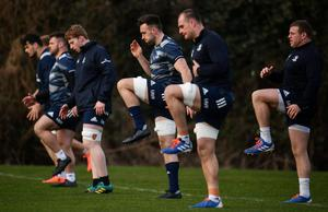 The plan to return to squad training next Monday looks unlikely. Photo: Sam Barnes/Sportsfile