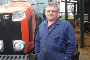 Athlone based contractor Adrian Elliot thinks Kubota tractors offer better value per horsepower than some of the bigger brands