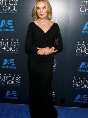 Actress Jessica Lange arrives at the 5th Annual Critics' Choice Television Awards in Beverly Hills, California May 31, 2015. REUTERS/Danny Moloshok