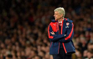 Arsene Wenger and Arsenal have endured a difficult start to the season