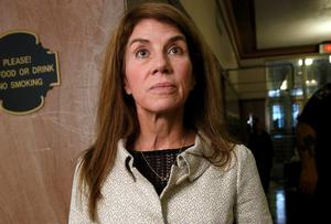 Sue Ann Hamm is hoping to get more than $1bn. Photo: REUTERS/Steve Sisney/Files