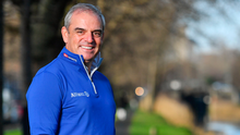 Former Ryder Cup captain Paul McGinley. Photo by Brendan Moran/Sportsfile